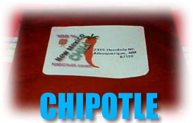chipolte powder from Hatch New Mexico
